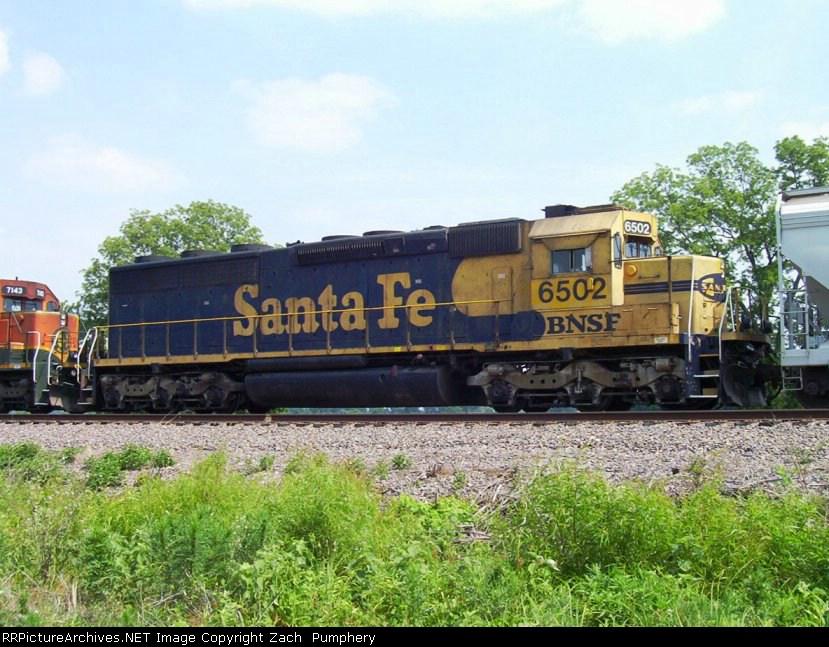 Old School Santa Fe Power