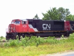 CN Led Northbound Manifest