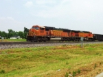 Northbound BNSF Empty Coal on the UP