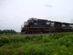 Ex-Connie Leading a Northbound Intermodal