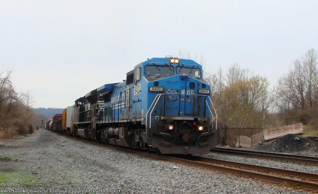 Ex-Conrail Quality 8402
