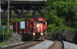 CP 6069 on D&H 164/NS 30J