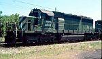 ex-C&S SD40-2