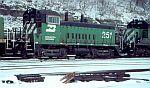 BN 251 is ex-C&S