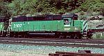 BN GP38-2 #2107