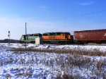BNSF 1525 and BNSF 1527