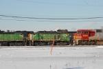 xBN/BNSF 3418