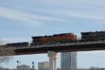 BNSF 1082 on M-GALKCK