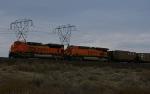 BNSF 9278 West