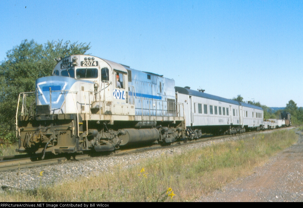 CR C420 & Allentown Wreck Train