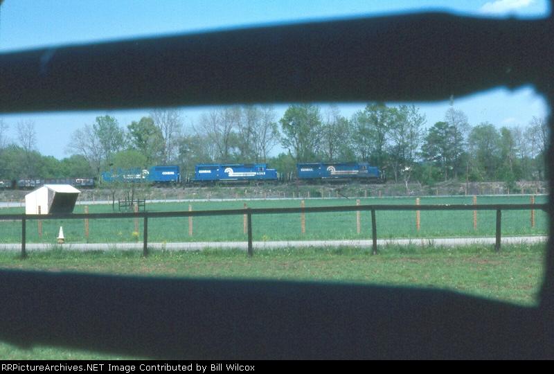Conrail PIOI-9 eastbound