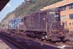 Conrail GP9 7030 & 7086