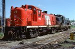 Central Railroad of New Jersey RS3 1552 & 1549