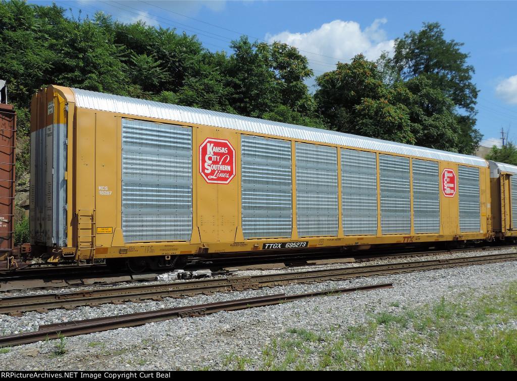 TTGX 695273 - KCS 18287