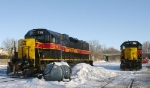 IAIS Geeps in single-digit weather