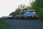 CSX K637 with CITX, ICE and DME power
