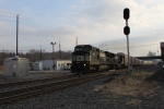 NS 11J 01/16/2010 at CP88 in Bethlehem