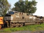 NS 9762 in the CHW yard