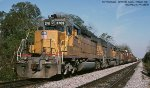 UP SD40-2 3769 on NS No. 393