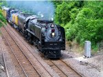 UP 844 - The Little Rock Express
