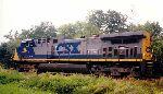 Power for Pelzer coal train