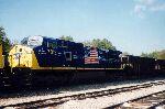 CSX Engine 7812