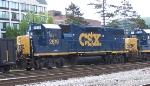 CSX 2619