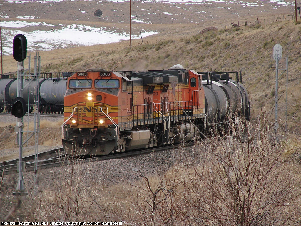 BNSF 5066