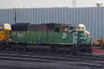 BNSF 8141 West