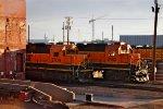 BNSF 2183, BNSF 2704 West