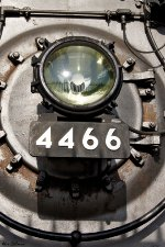 UP 4466 Headlight