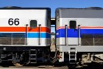 Amtrak 66 & 184 Tail-Ends