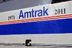 Amtrak 184 Westbound Decals