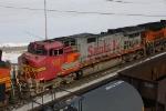BNSF 687 on CSX Q389-19