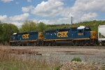 CSX 6045 on CSX D763-03