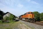 BNSF 5243 on CSX Q368-27