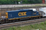 CSX 2256 on CSX D750-11