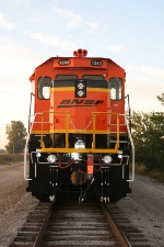 BNSF 1243  at Galesburg