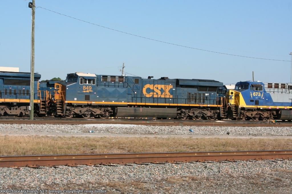 CSX 849