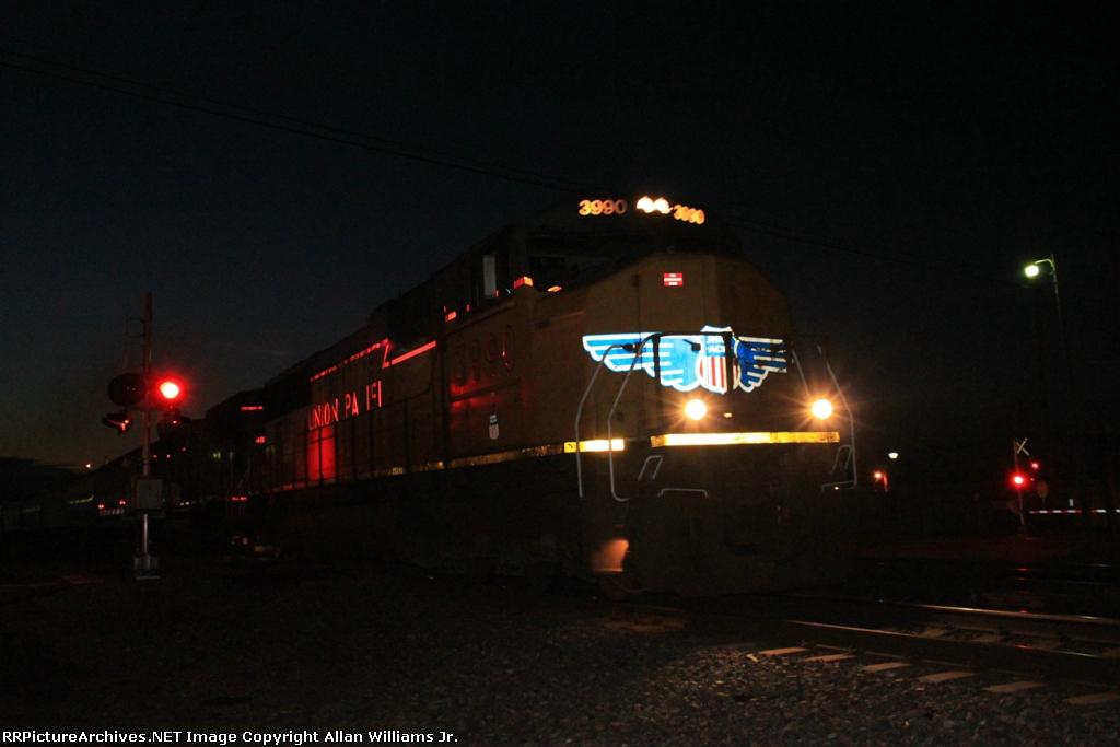 UP 3990