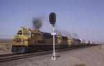 ATSF 5996 is e/b at mp691