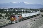 BNSF 752 is w/b at mp123,
