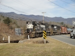 NS 5200 leads P59
