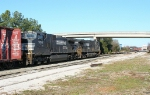 NS G83 returning to Macon