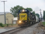 CSX 8720 as it passes the M.P. 84.5 Defect Detector
