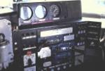 E-60-CP 950's control stand