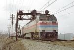 Amtrak 971 e/b