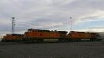 BNSF 4541 East
