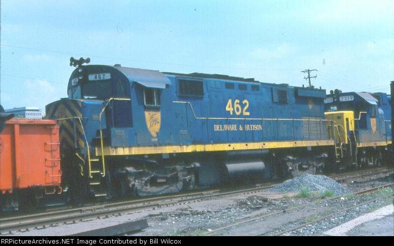 Delaware & Hudson C424m 462