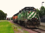BNSF 2176 in Placentia